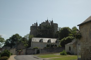 The Chateaux at Montreuil-bellay